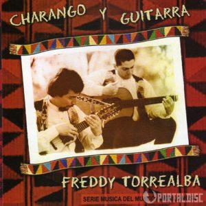 """Freddy Torrealba """"Charango y guitarra"""""""