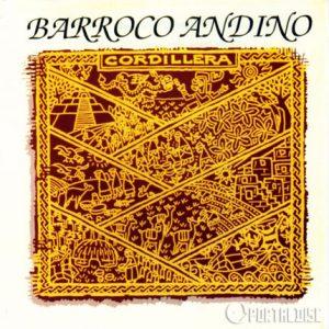 """Barroco andino """"Cordillera"""""""