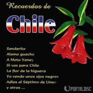 Recuerdos de Chile.