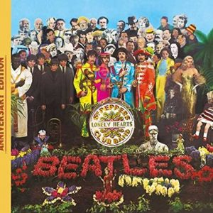 "The Beatles ""Sgt. Peppers Lonely Hearts Club Band"""