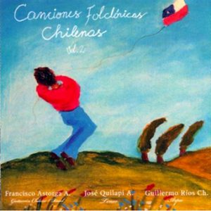 """José Quilapi """"Canciones Folclóricas chilenas 2"""""""