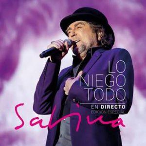 "Joaquin Sabina ""Lo niego todo"""