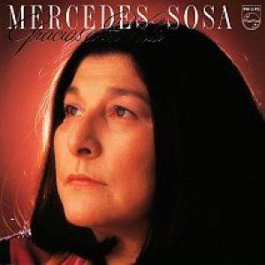 """Mercedes Sosa """"Gracias a la vida"""""""
