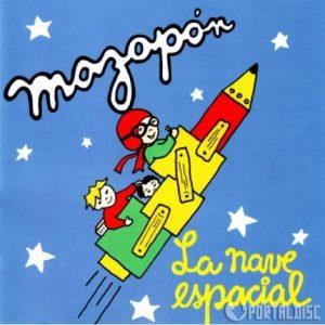 """Mazapán """"La nave espacial"""""""