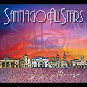 "Santiago All Stars ""Joya y rareza"""