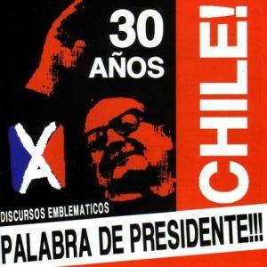 """Palabra de presidente """"30 años"""""""