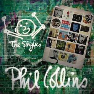 "Phil Collins ""The singles"""