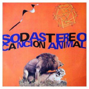"""Soda stereo """"Canción animal"""""""