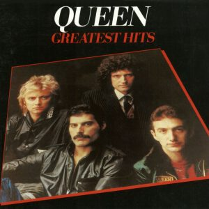 "Qeen ""Greatest hits"" vol 1"