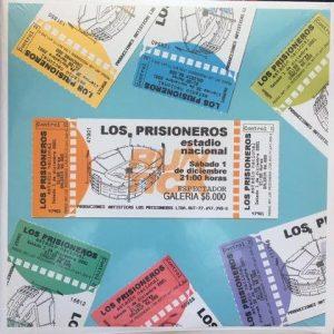 """Los Prisioneros """"Estadio nacional"""" vol.1"""