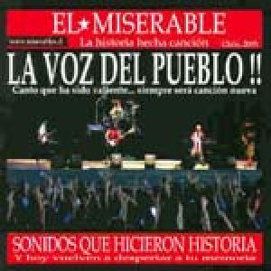 """Los Miserables """"La voz del pueblo"""""""