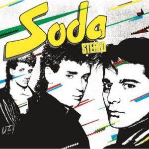 """Soda Stereo """"Soda stereo"""""""